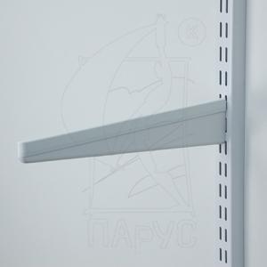 9905 Декоративная заглушка кронштейна 320 правая (Белый)