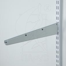9906 Декоративная заглушка кронштейна 420мм левая (Белый)