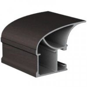 110460 Вертикальная рамка Lux Klipper 808 ВЕНГЕ 5,4м