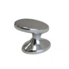 1337 Ручка-кнопка хром