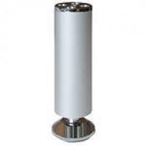 1519 Опора d-38мм h-149-156мм алюмин.