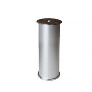 1892 Опора d-50мм,h-150-160мм,алюминиевая