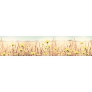 """Панель FR19 """"Цветы и поле"""" 2800*610*4мм"""