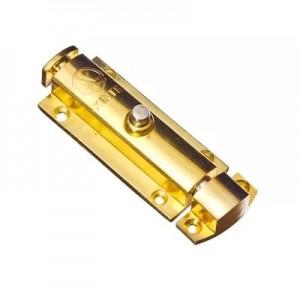 1915 Защелка автомат малая золото