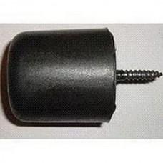 2110 Опора пластмассовая с шурупом h55