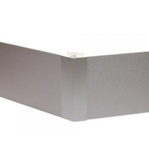 Угол цоколя 3.2м 150мм 135гр. декор титан