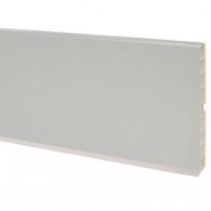 3584 Цоколь кухонный 4м,алюминий гладкий 150мм