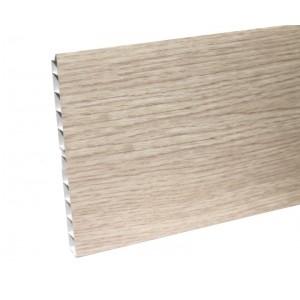 Цоколь кухоный 3,2м 150мм дуб беленый (с уплотн)