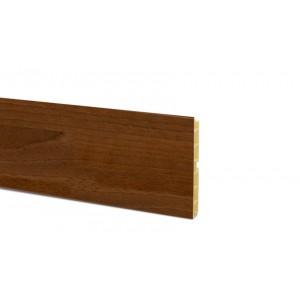 3555 Цоколь кухонный 4м, орех темный 150мм