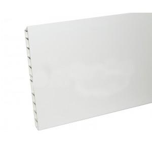 Цоколь кухоный 3,2м 150мм белый глянец (с уплотн)