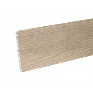 3784 Цоколь кухонный 3,2м, дуб беленый (с уплотн)