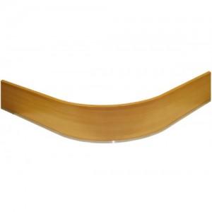 3144 Закругление цоколя (универсальное) 100мм 1,0м пластик, бук