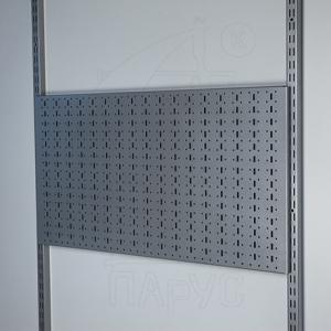 9944 Панель перфорированная 890х479мм (Серый)