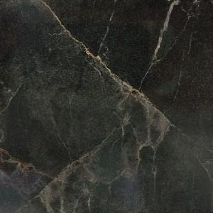 620ГЛ фартук глянцевый Мрамор марквина черный 3000x600x6мм