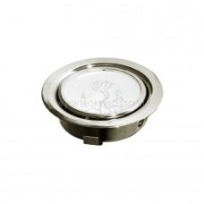 1890 Светильник мебельный FT9251 хром 01.001.07.301 Мф глянец