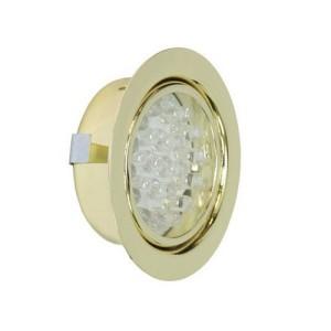1895 Светильник мебельный FT9251 золото 01.001.07.303