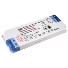 9169 Источник LED 12В 40Вт 152x57x15 06.122.64.040