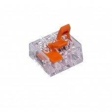9199 Соединитель клем 3P-mini быстзж 10.126.03.322