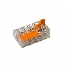 91991 Соединитель клем 5P-mini быстз 10.126.05.322