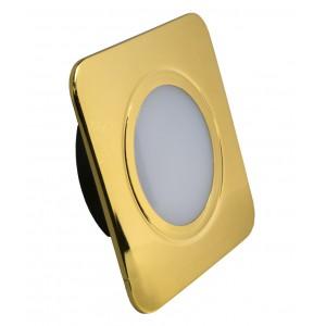 9110 Светильник LED Polus-K золото 04.112.07.303
