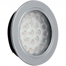 9119 Светильник LED встраемывый PLIUS-24 04.001.12.312