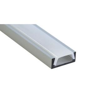 3882 Профиль накладной для светодиода 2000х16х12 SP262 Ам