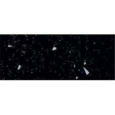 3256ГЛ кромка глянцевая Ледяная искра темная 3000x32мм