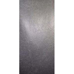 5087 Вин.кожа Декор 252 серая черная печать 1.4м.