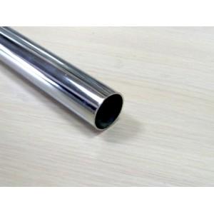 848 Труба 32*1*3000 мм сталь хром