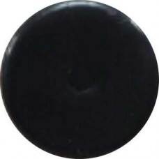 11704 Заглушка под евровинт чёрный глянец №22