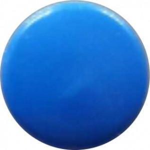 11705 Заглушка под евровинт синий глянец