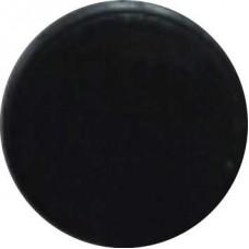 1667 Заглушка эксцентрика чёрная №22