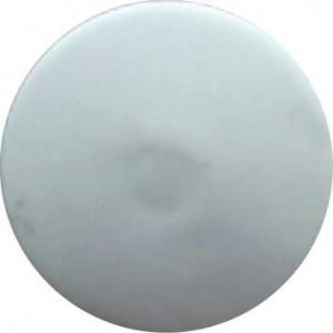 1780 Заглушка эксцентрика белый глянец №23