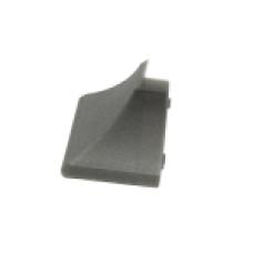 3742 Угол серый наружный для плинтуса 961