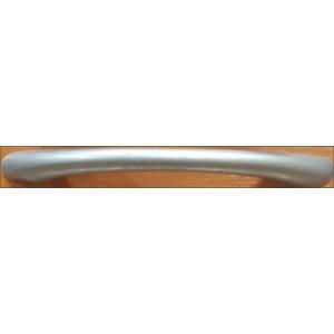10320 Ручка Дельфин серебристый металлик