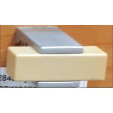 2840 Ручка К14 металлик+светлый дуб Венге(43)