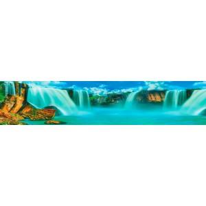 Панель ASP18 Водопад 2800*610*6мм