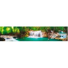 Панель ASP19 Водопад в лесу 2800*610*6мм