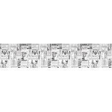 Панель ASP24 Газетные вырезки 2800*610*6мм