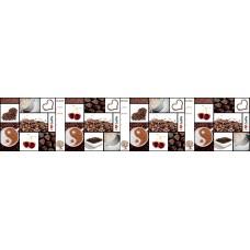 Панель F06 Кофе с вишней 2800х610х6мм