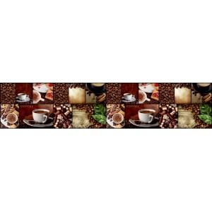 Панель F11 Кофе с корицей 2800х610х6мм