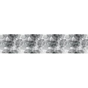 Панель F37 Прозрачные листья 2800х610х6мм