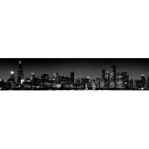 Панель F38 Огни большого города 2800х610х6мм