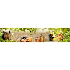 Панель AF47 Вино и сыр 2800х610х6мм