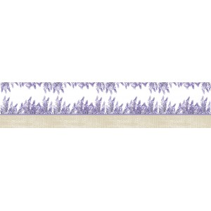 Панель AF57 Лавандовый стиль 2800х610х6мм