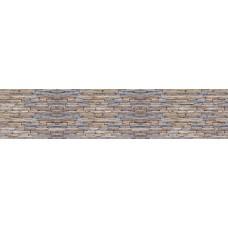 Панель AL15 Песчаник серо-голубой 2800*610*4мм