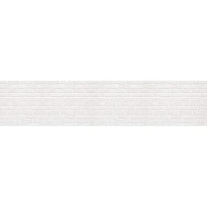 Панель AL01 Белый кирпич 2800*610*4мм