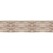 Панель AL20 Деревянные полоски 2800*610*4мм