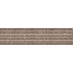 Панель AL24 Римский камень св.коричн.  2800*610*4мм