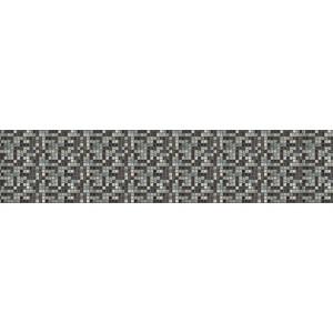 Панель AL28 Зелёная мозайка 2800*610*4мм